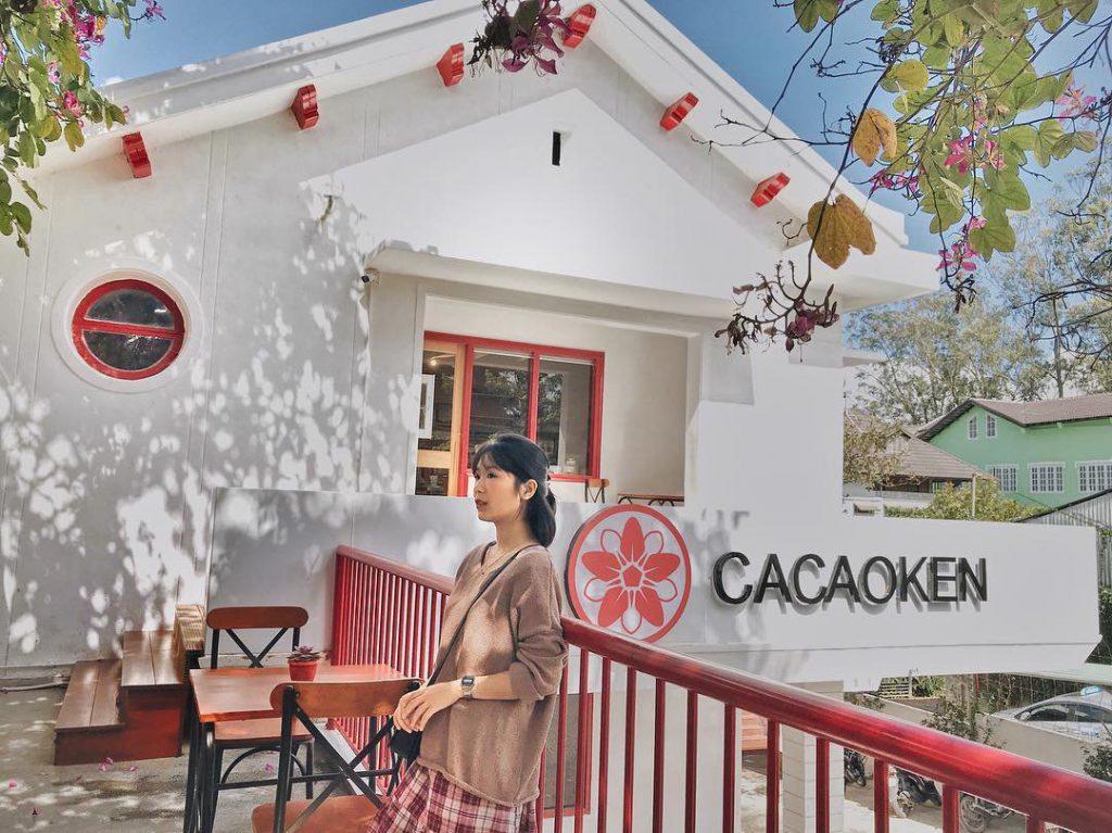 Cacaoken Coffee ở Đà Lạt