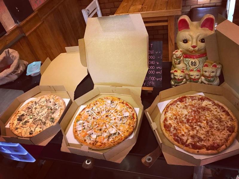 Chorio Pizza Đà Lạt