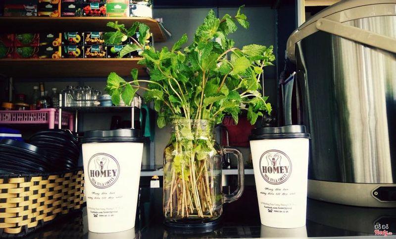 Homey – Milktea & Coffee