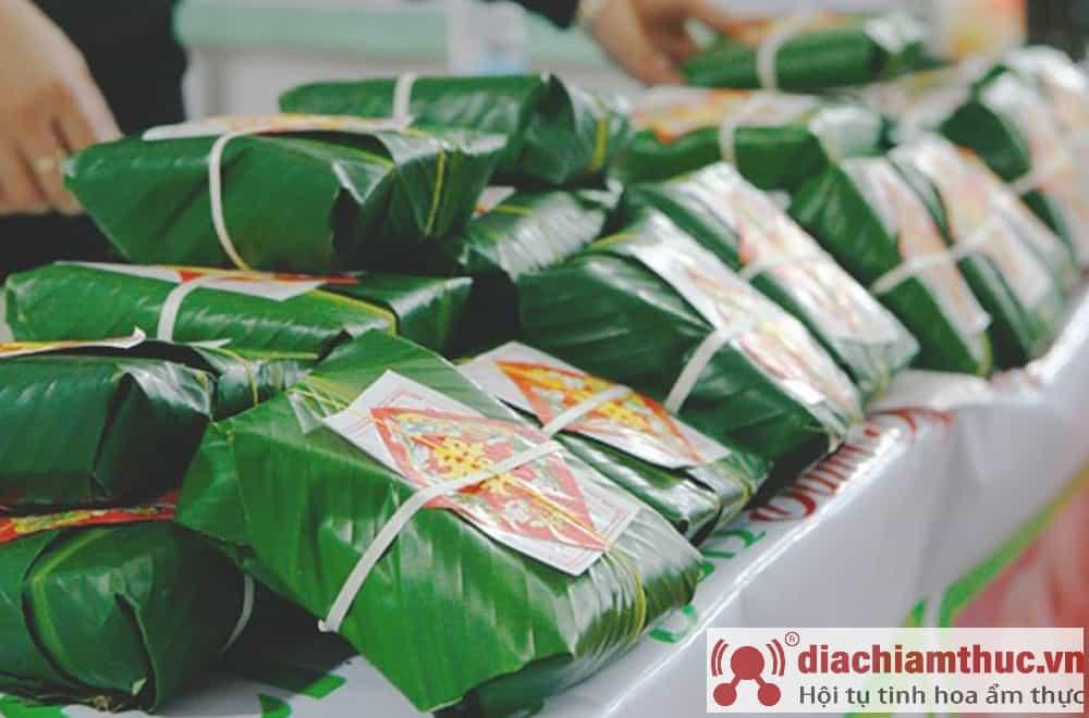 Bánh dành quán Gánh ở Hà Nội