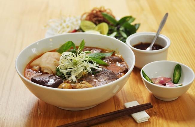 Bún bò huế Thiên Trang