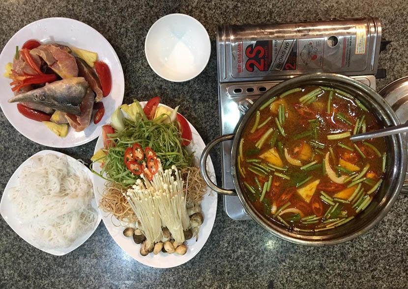 Lẩu cá Tầm Ngư Sơn