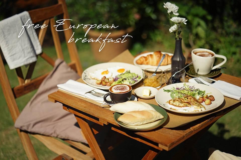 Món âu ở nhà hàng Émai