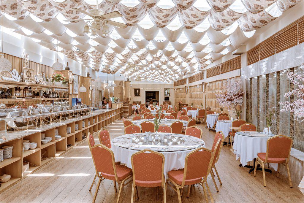 Nhà hàng Âu Le Bistro (Du Parc)