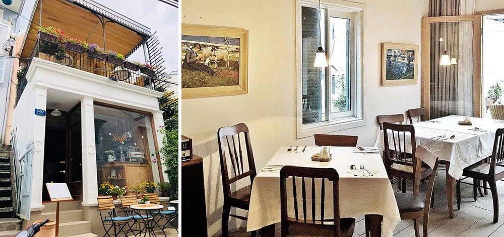 Nhà hàng Âu Primavera Italian