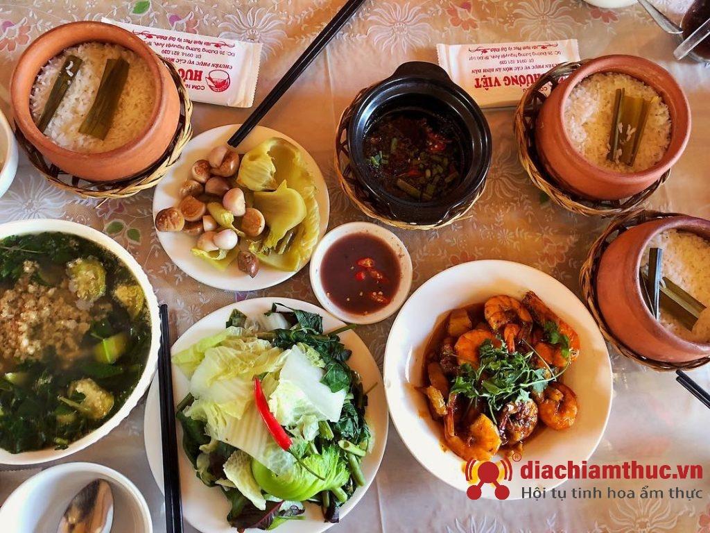 Nhà hàng Hương Trà Đà Lạt