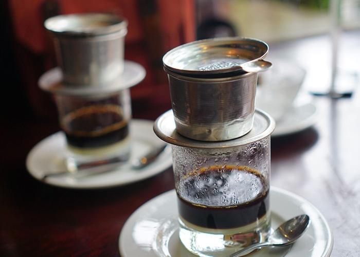 Phố Cafe Bảo Lộc