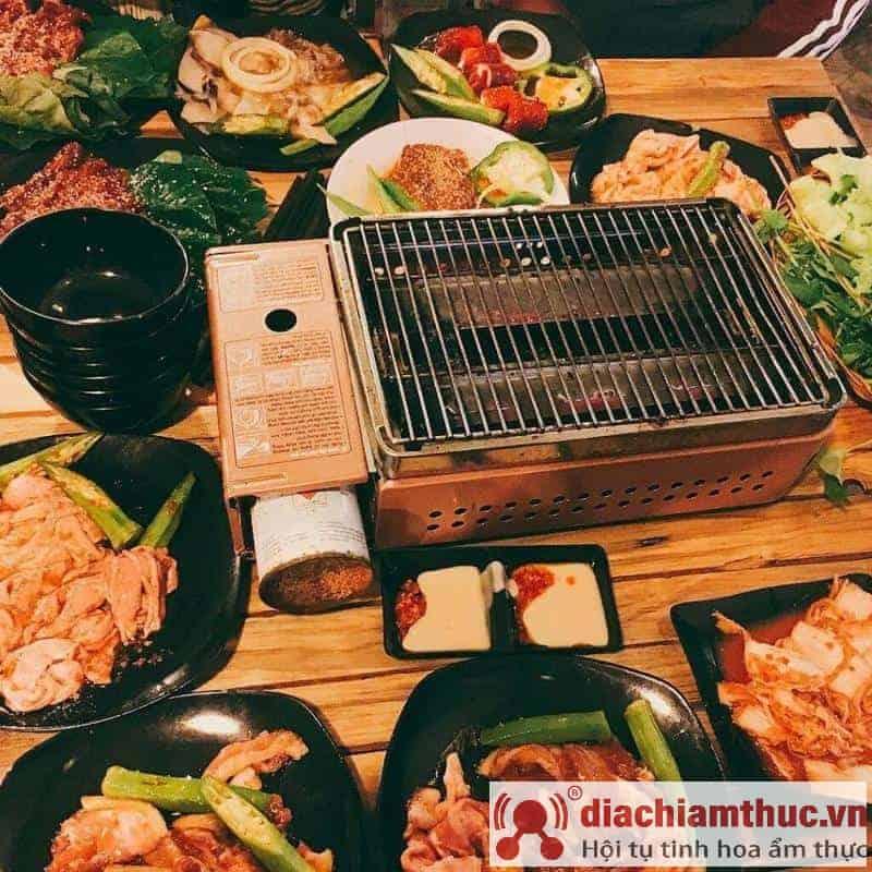 Quán BangKok lẩu nướng