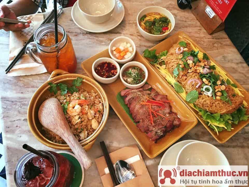 quán ăn món Thái ở Đà Lạt