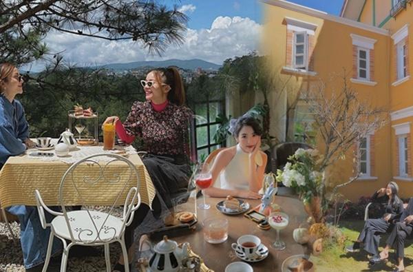 Quán cà phê Bach Du Tea & Coffee house