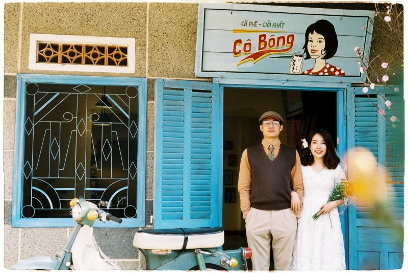 Tiệm Cà Phê Cô Bông