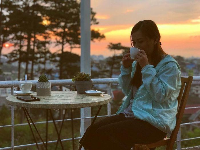 Trà sữa The Dreamer – Cine, Coffee&Tea