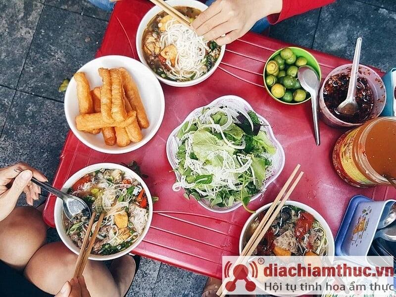Các món ngon Nha Trang