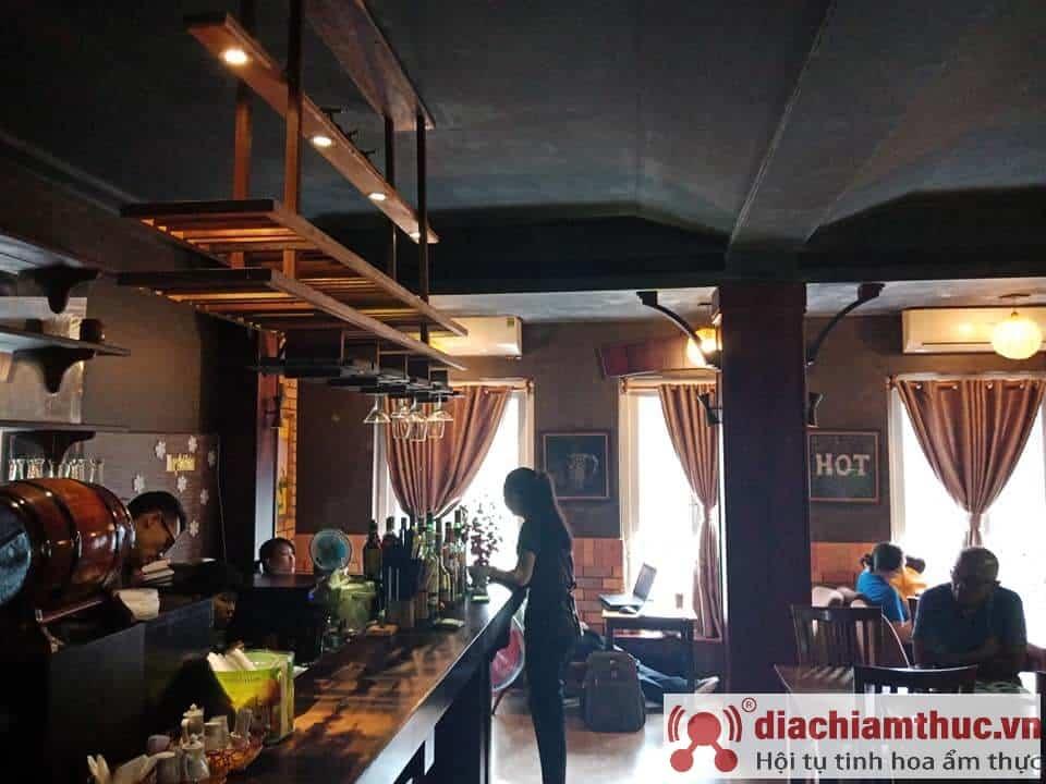 Café MoKa Nha Trang