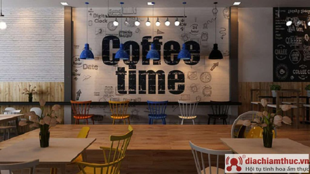 Coffee Time Nha Trang