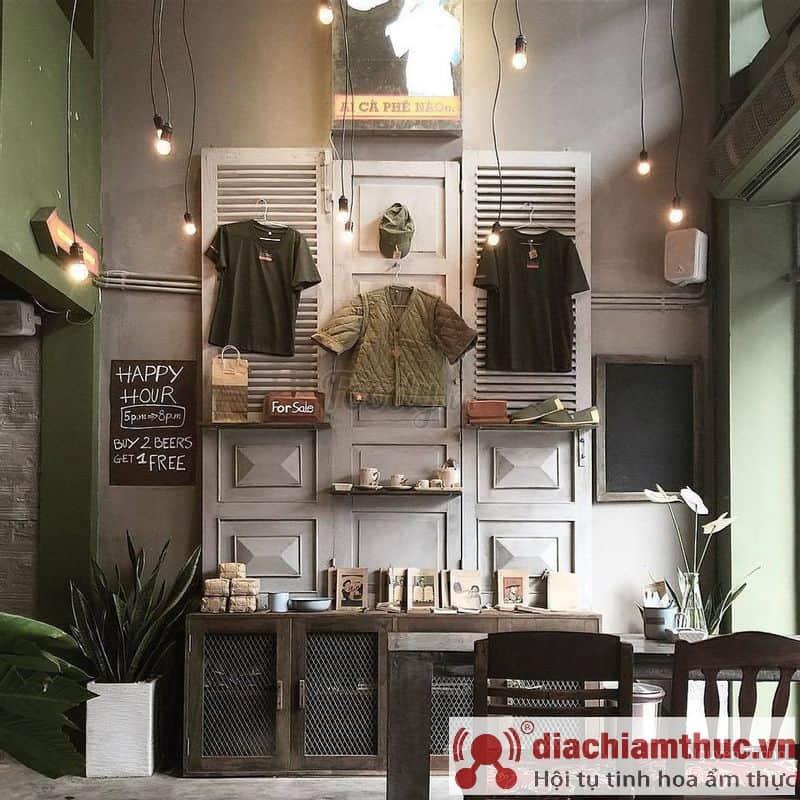 Cộng Café Nha Trang