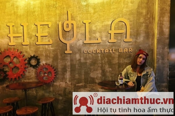 Heyla Cocktail Bar Đà Lạt