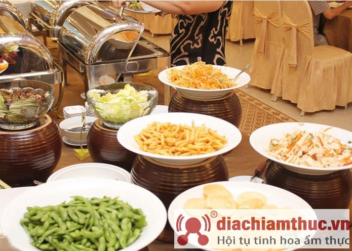 Nhà hàng Đại Khánh Buffet chay