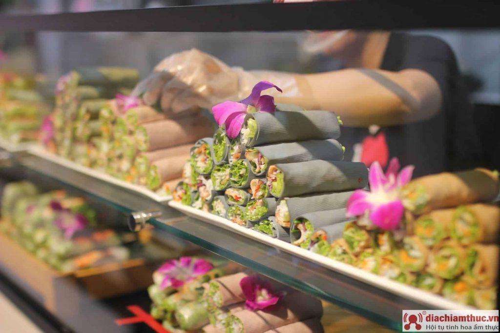 Nhà hàng Himalaya Vegetarian