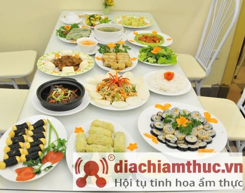 Nhà hàng Hoa Đăng Loving Hut