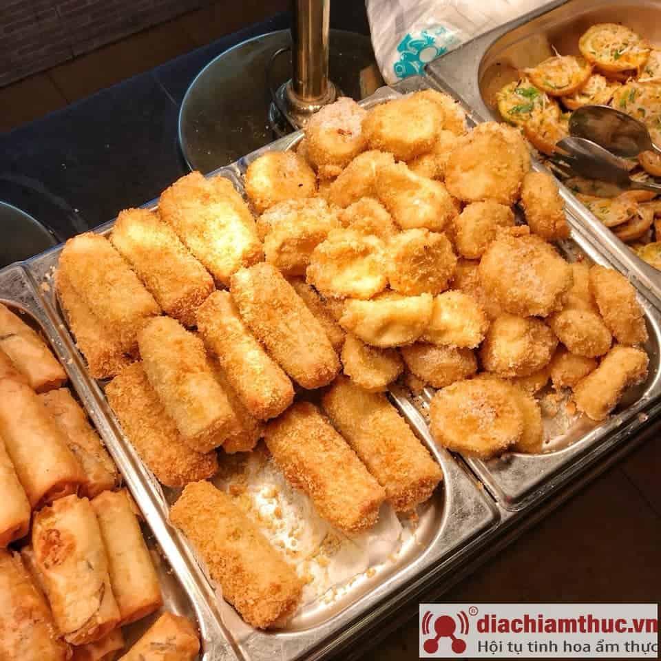 Nhà hàng buffet chay Sala