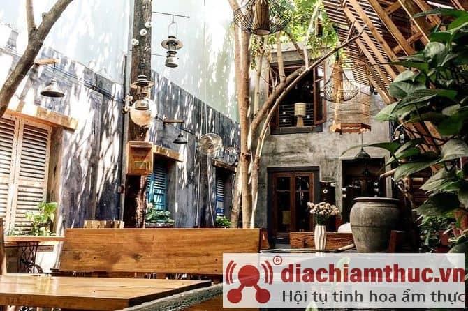Quán cafe Nha Trang