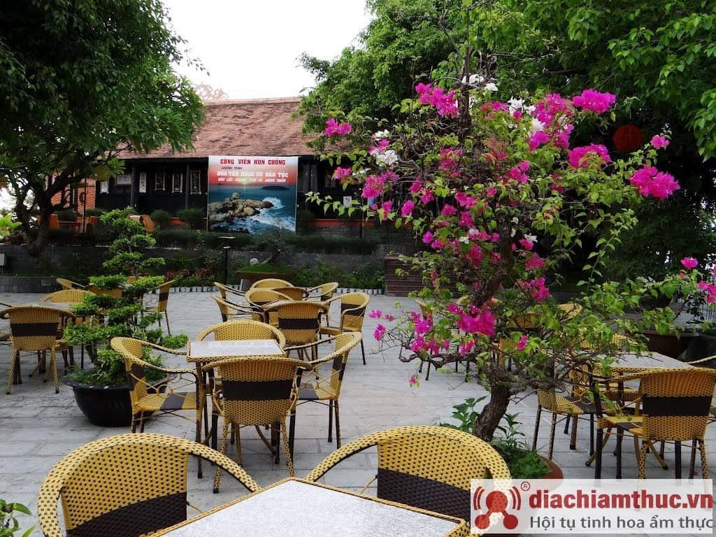Quán công viên Hòn Chồng Nha Trang