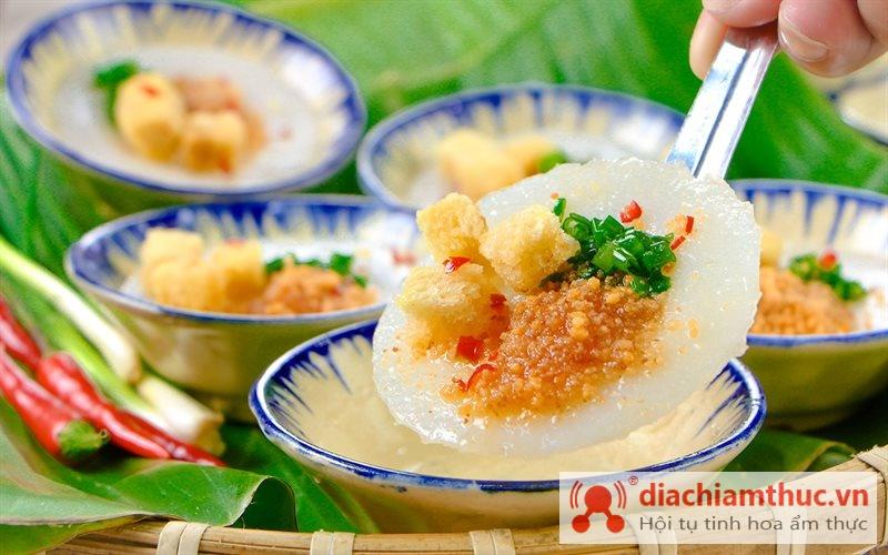 Bánh bèo Phan Đình Phùng