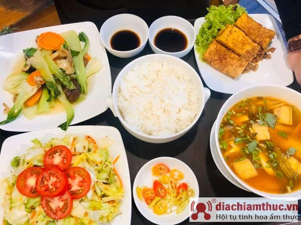 Nhà hàng chay Đại Lộc