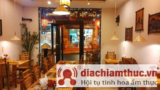 Nhà hàng chay Góc Đa Hà Thành Đà Lạt