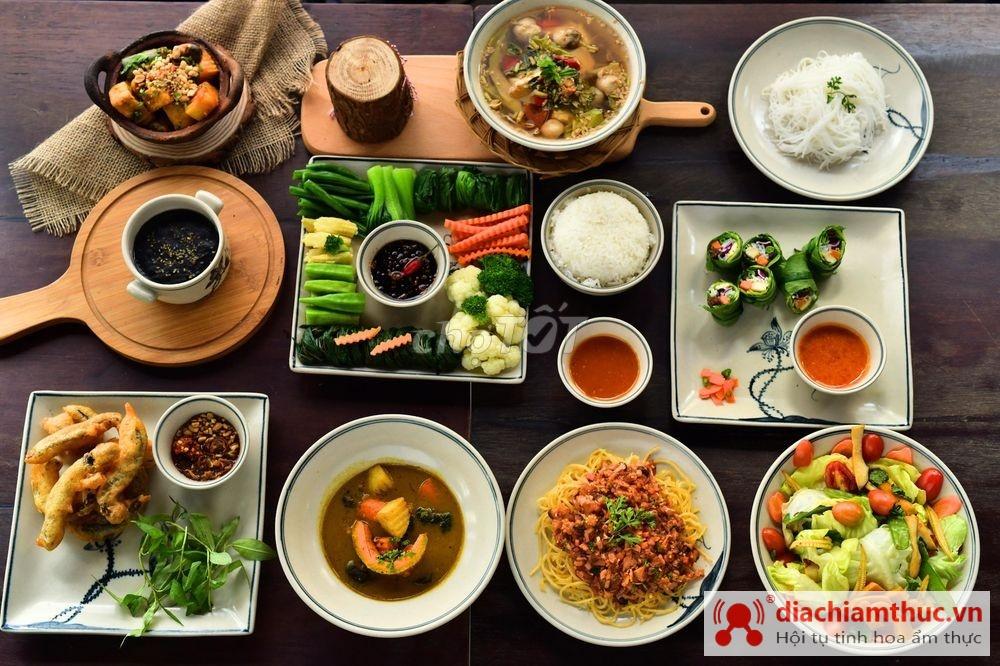 Nhà hàng Chay Hoa Sen Đà Lạt