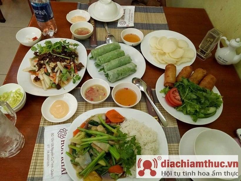 Nhà hàng chay Pháp Hoa