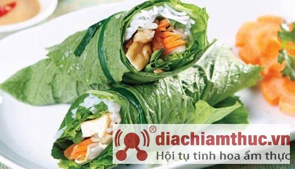 Nhà hàng chay Từ Hạnh