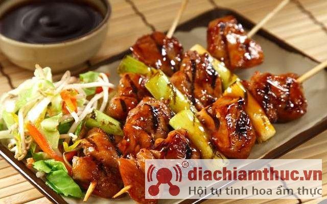 Nhà hàng Nhật Ichi