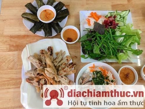 Quán Ninh Hoà Ngọc Tiên