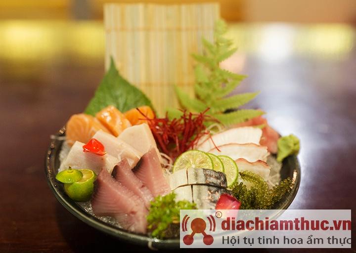 Quán Sushi Gõ Đà Lạt