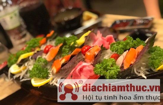 Quán ăn Nhật Fujiya Sushi