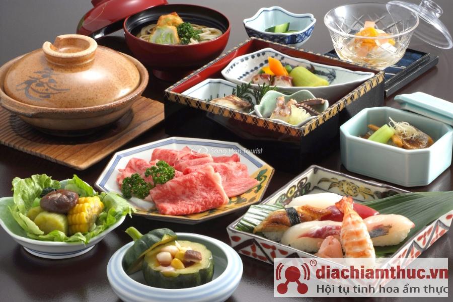 Quán ăn Nhật ở Đà Lạt