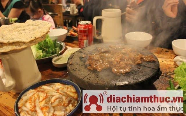 Quán nướng Chu