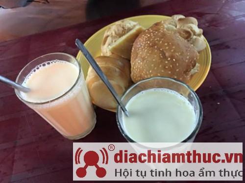 Quán sữa đậu nành Đà Lạt