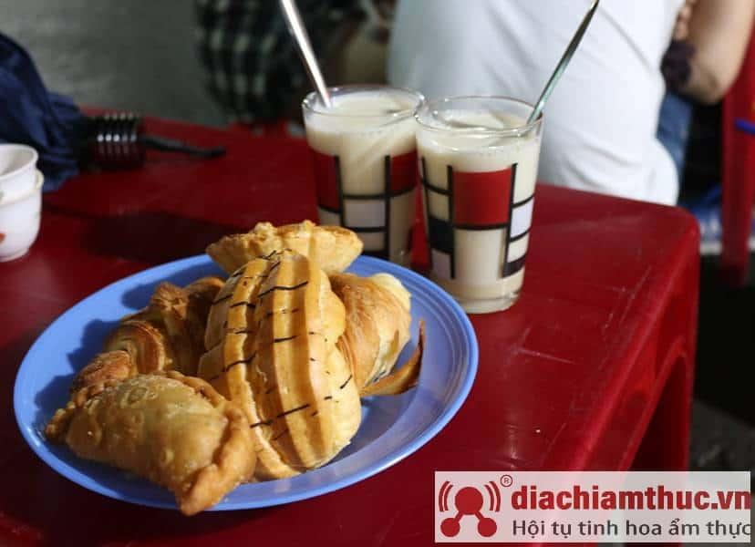 Quán sữa đậu nành Dung Béo