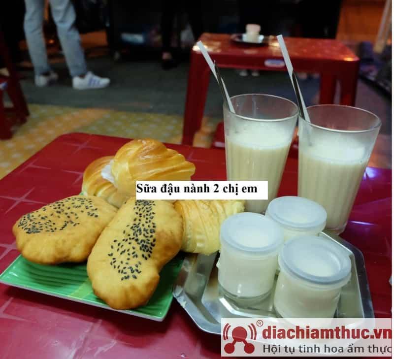 Quán sữa đậu nành Hai Chị Em
