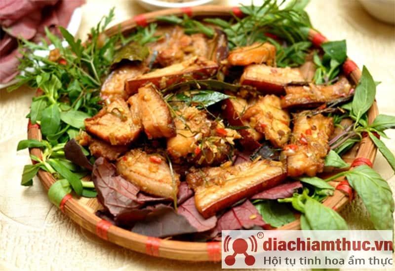 Thịt rừng nướng Đà Lạt