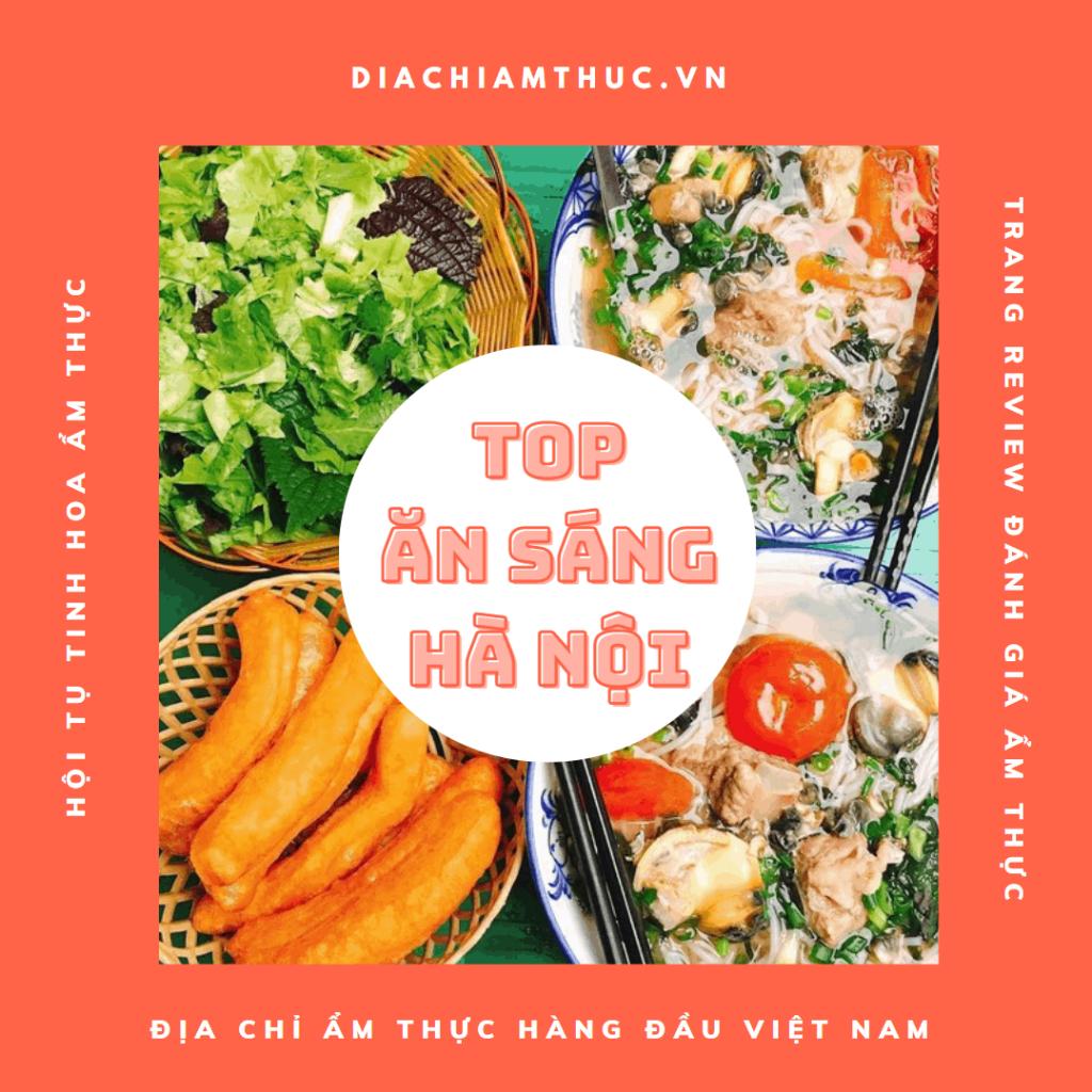 Ăn sáng Hà Nội