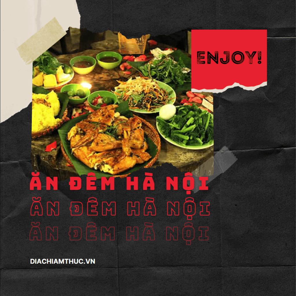 Ăn tối Hà Nội