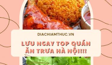 Ăn trưa Hà Nội