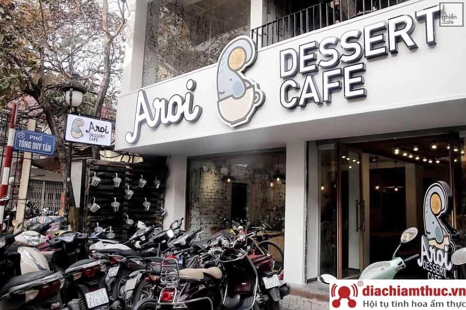 Aroi Dessert Cafe Hà Nội