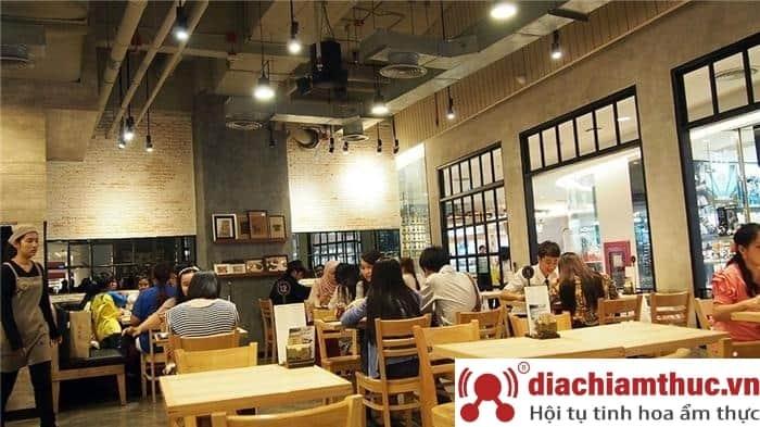 Aroi Dessert Cafe Tống Duy Tân Hà Nội