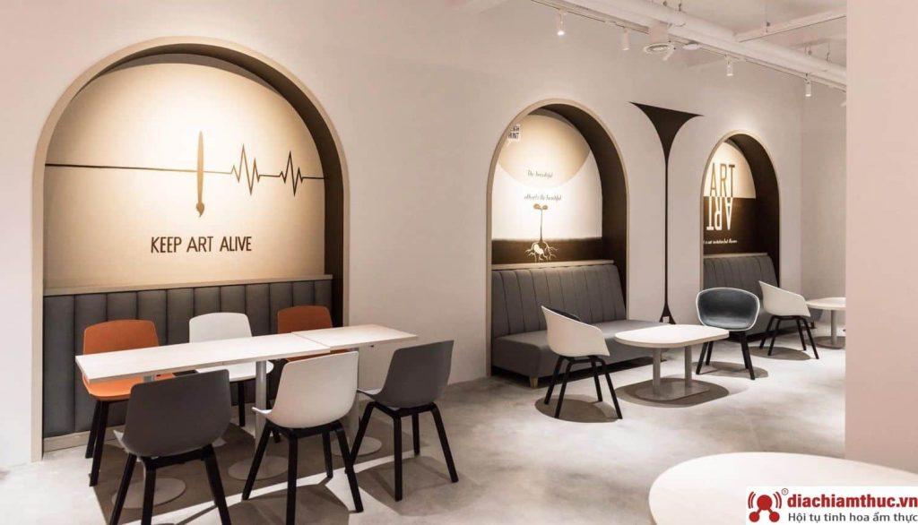 Artemis – Pastry & Coffee Shop quận Hoàn Kiếm Hà Nội