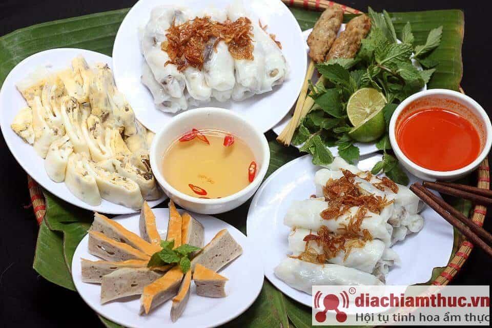 Bánh Cuốn Thanh Trì Hà Nội